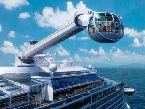 Royal Caribbean – Nuevo Buque: Quantum of the Seas