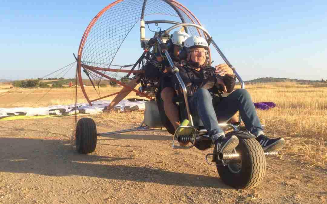 Paratrike: La nueva experiencia de vuelo en Ronda