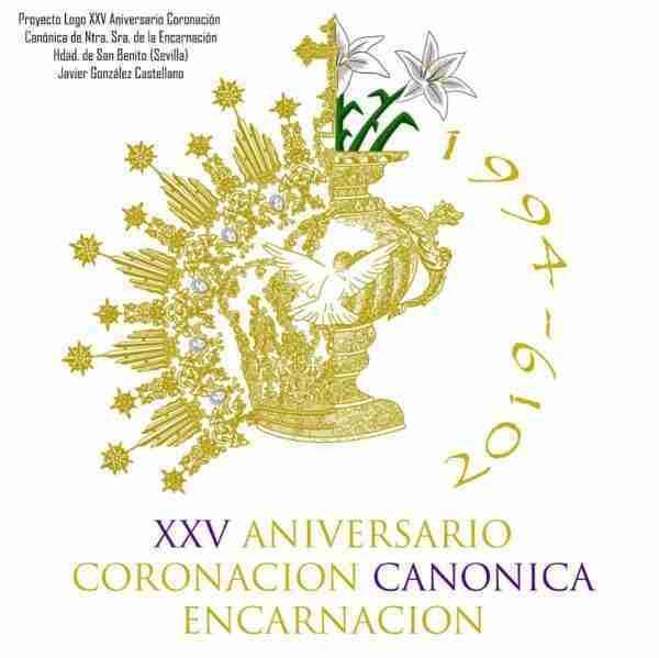 XXV aniversario de la Coronación Canónica de Nuestra Señora de la Encarnación.