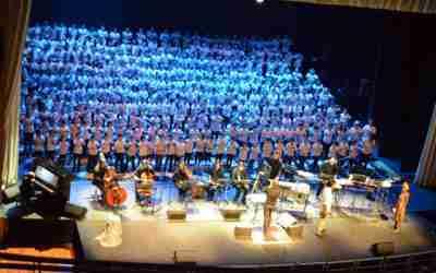 ¡MÁS DE 20.000 ALUMNOS  HAN CANTADO YA EN LOS MEJORES TEATROS Y AUDITORIOS DE ANDALUCIA! ABIERTA CONVOCATORIA PROYECTO CORALSÓN 2020 (Antes Cantania Andalucía)